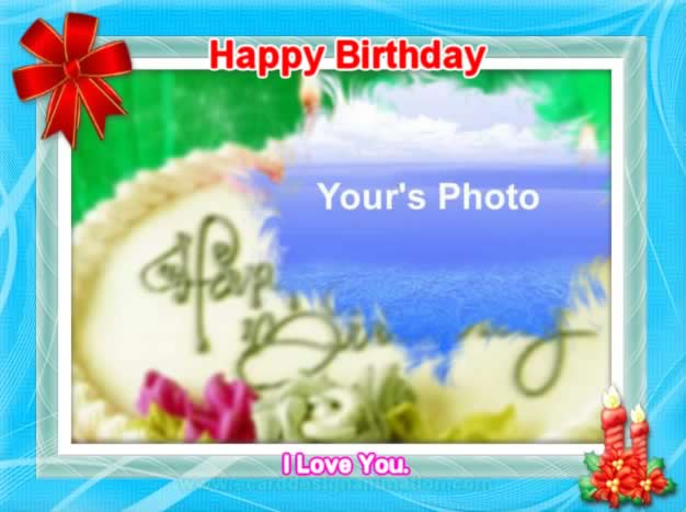 birthday card online
