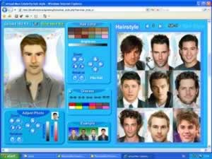 Fantastic Hairstyle For Men And Try On Virtual Hairstyle Short Hairstyles Gunalazisus