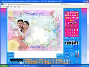 Wedding cards design print online wedding card design program stopboris Choice Image